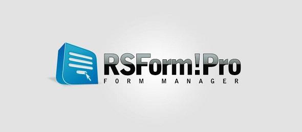 RSForm - создание произвольных форм на Joomla