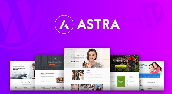 Astra тема WordPress