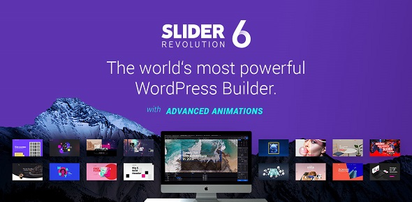Slider Revolution WordPress