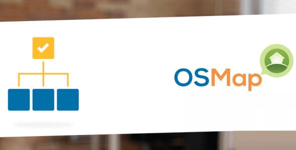 OSMap - карта сайта для Joomla