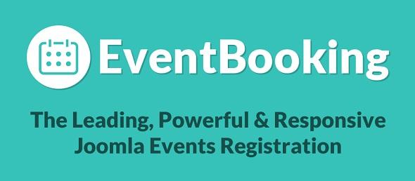 OS Events Booking - компонент бронирования Joomla