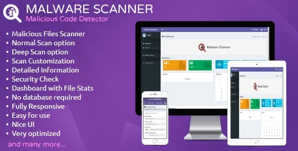 Malware Scanner - детектор вредоносного кода