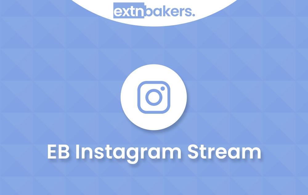 EB Instagram Stream - Instagram-модуль для Joomla