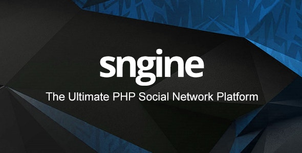 Sngine - движок социальной сети