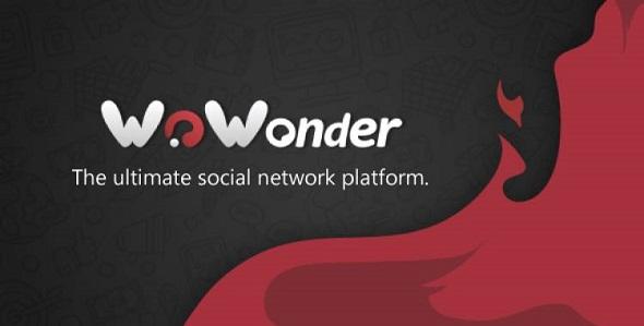 WOWONDER - скрипт социальной сети