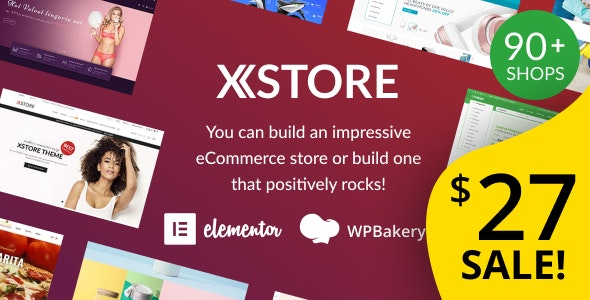 XStore - шаблон интернет магазина WordPress