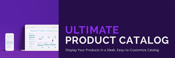 Ultimate Product Catalog - плагин каталога продуктов WooCommerce