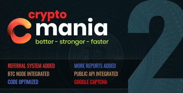 Cryptomania Exchange