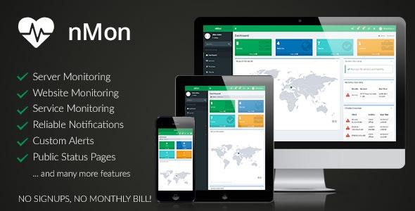 nMon - скрипт мониторинга сайтов и серверов
