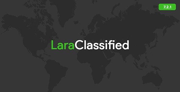 LaraClassified - доска объявлений