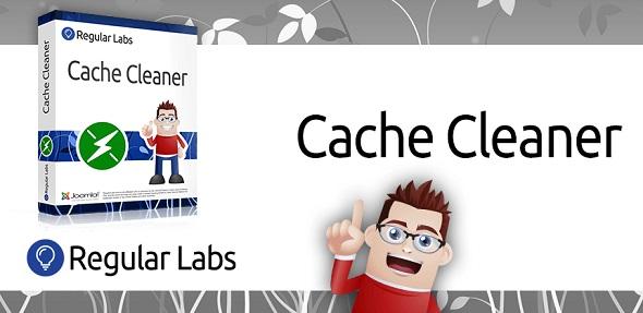 Cache Cleaner PRO - очистка кэша Joomla