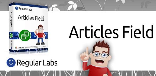 Articles Field PRO - перелинковка статей в Joomla