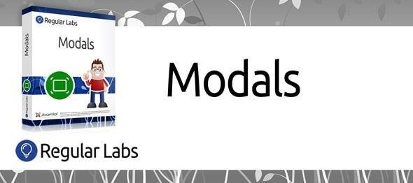 Modals - плагин всплывающих окон для Joomla