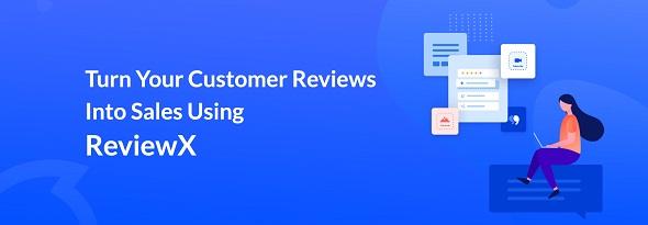 ReviewX - рейтинг и отзывы для WooCommerce