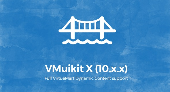 VMuikit X - компонент совместимости VirtueMart и YooTheme