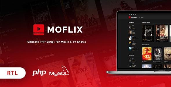 MoFlix - скрипт онлайн просмотра фильмов и сериалов