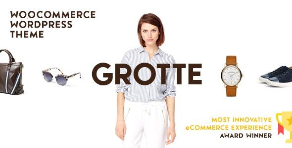 Grotte - шаблон интернет-магазина WordPress