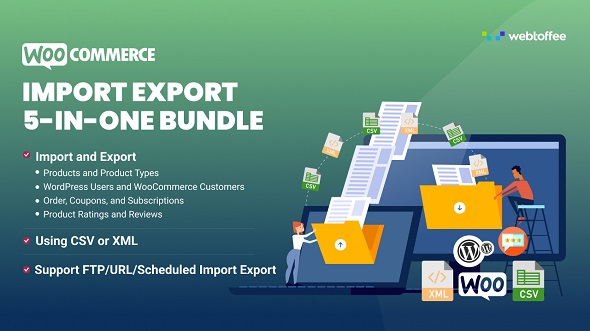 All-in-one WooCommerce Import Export Suite