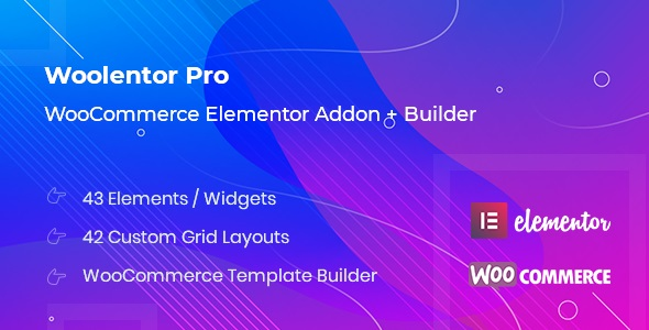WooLentor Pro - аддоны WooCommerce для Elementor