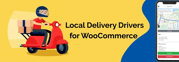 Local Delivery Drivers for WooCommerce Premium