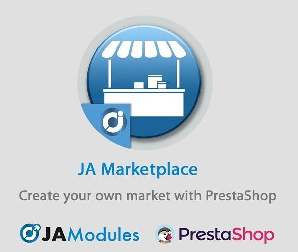 Модуль JA Marketplace
