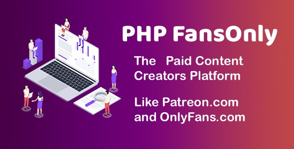 PHP FansOnly Patrons