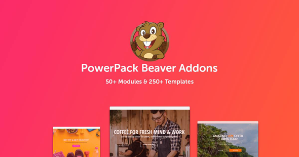 Beaver Builder PowerPack Addon