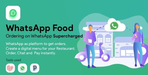 WhatsApp Food