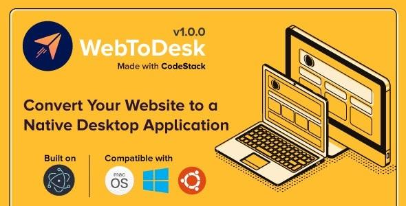 WebToDesk