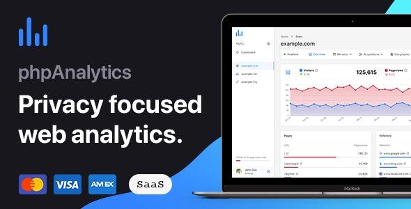 phpAnalytics - Web Analytics Platform