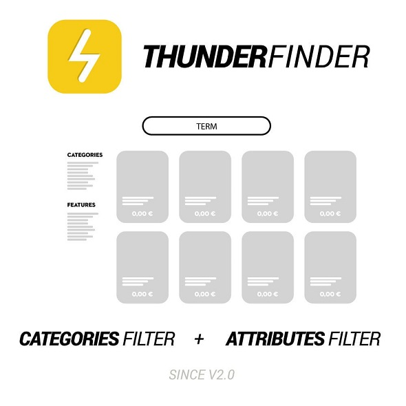 Модуль Ultra fast search. MooFinder is now ThunderFinder