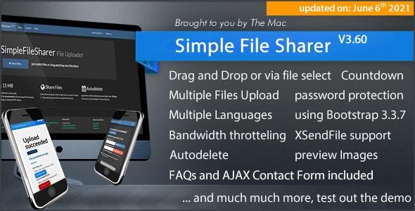 Simple File Sharer