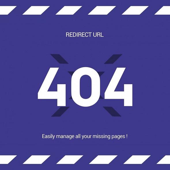 Модуль Redirections URL